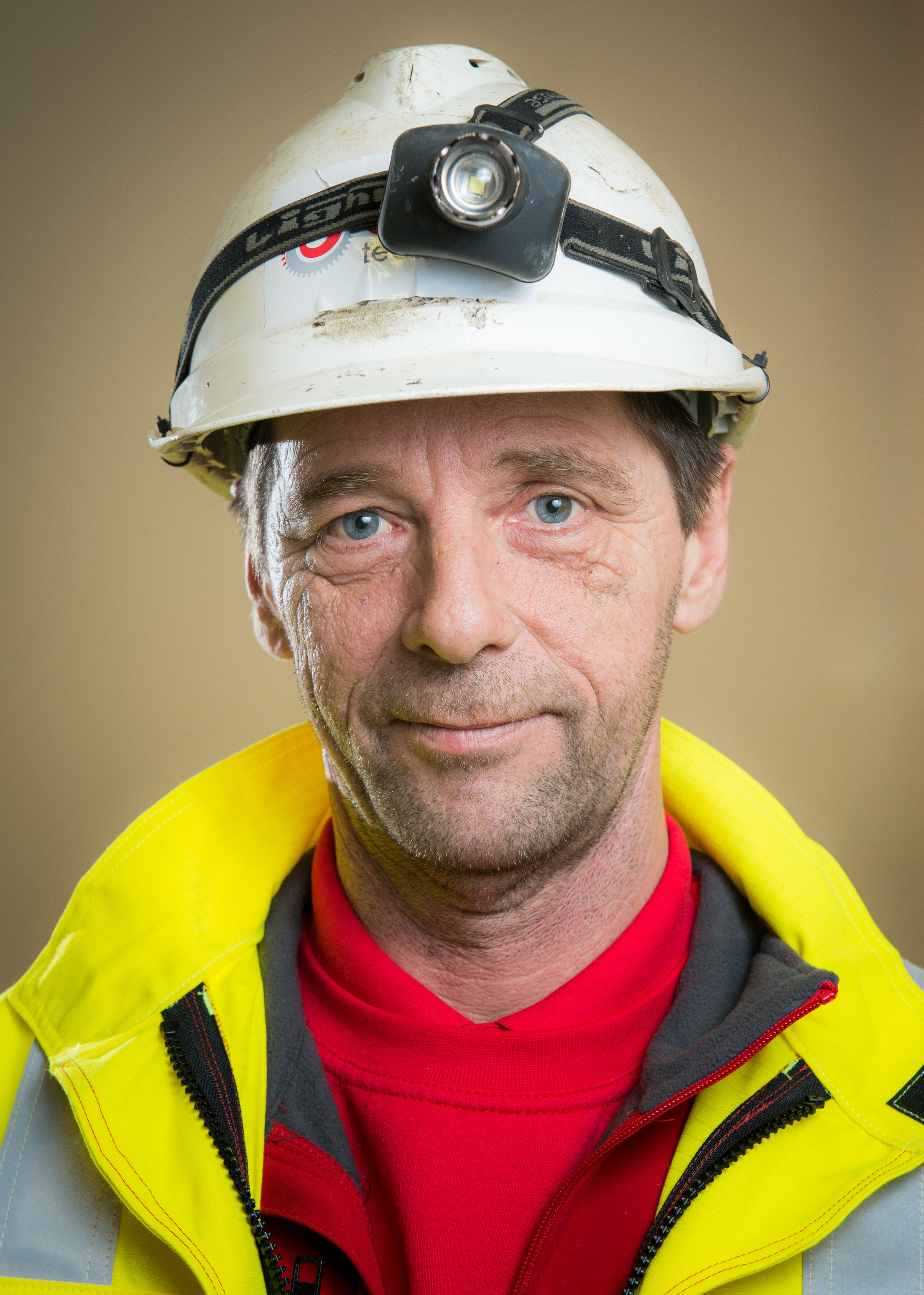 ABA Technical portrait in hard hat