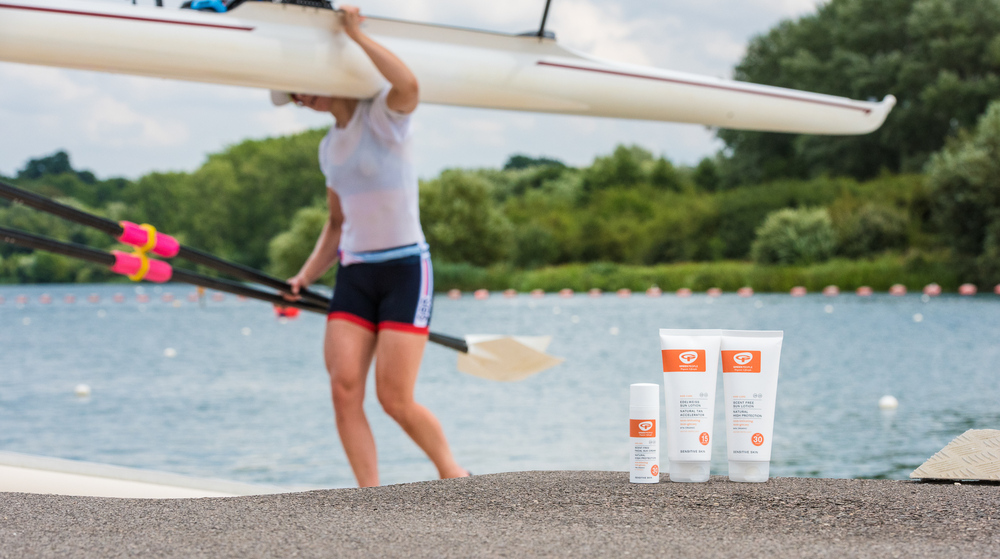 product endorsement, GB rowing team, Green people