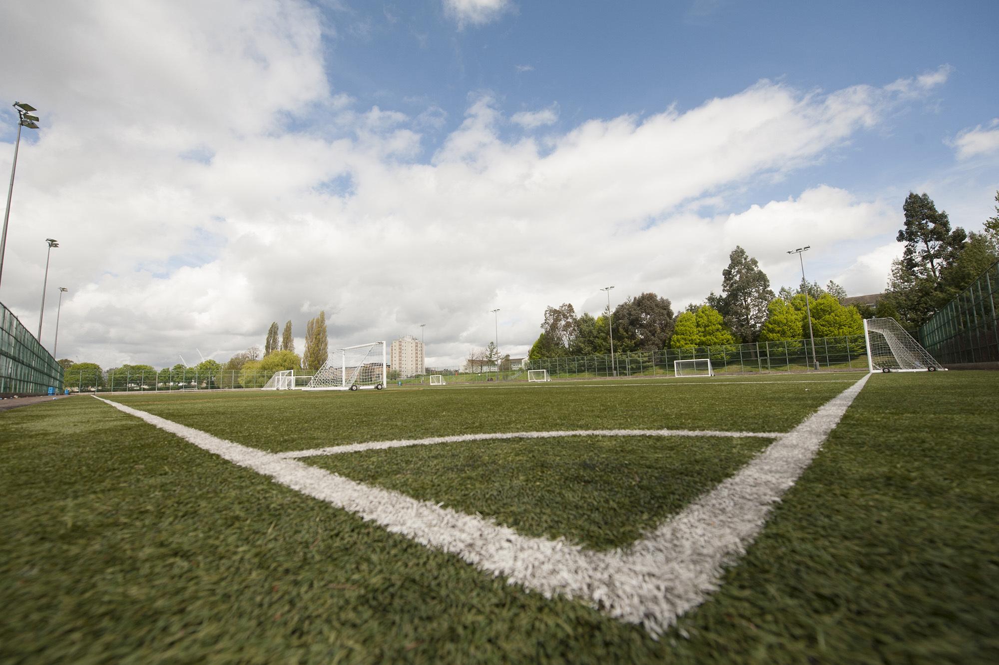TRS Football astroturf