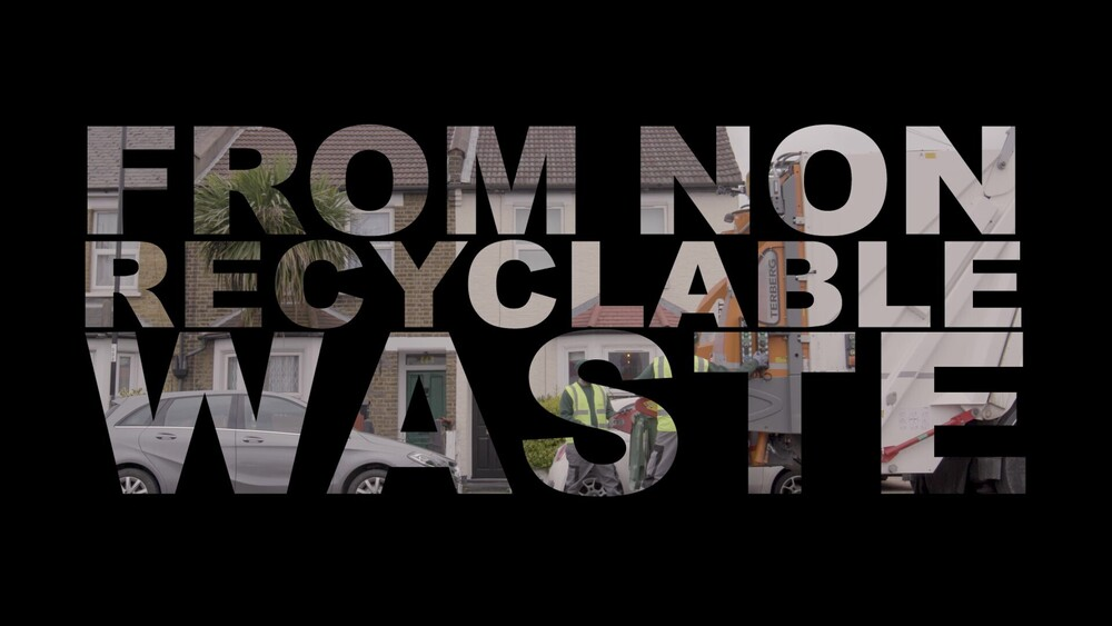 Non recyclable materials