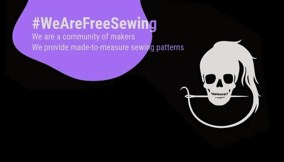 Free sewing corporate video